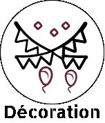 icone de la décoration proposée par 2cv around the pic